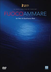 Fuocoammare di Gianfranco Rosi - DVD