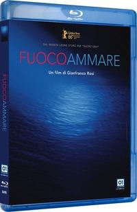 Cover Dvd Fuocoammare (Blu-ray)