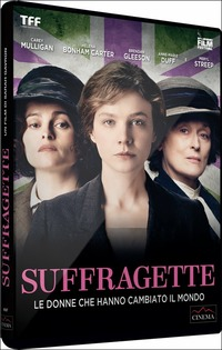 Cover Dvd Suffragette (DVD)