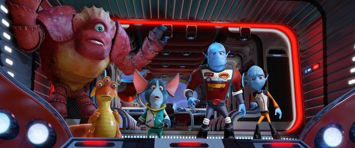Fuga dal pianeta terra di Cal Brunker - Blu-ray - 2