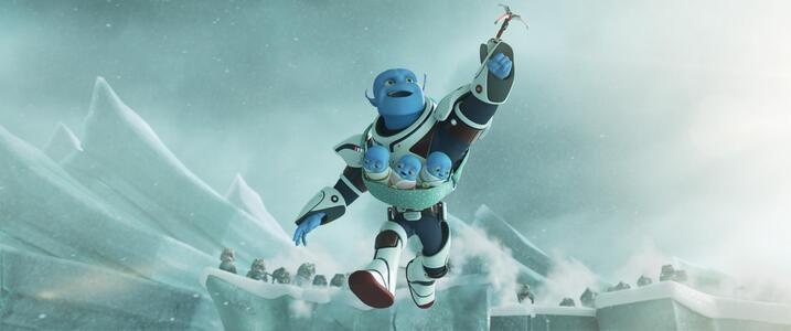 Fuga dal pianeta terra di Cal Brunker - Blu-ray - 3