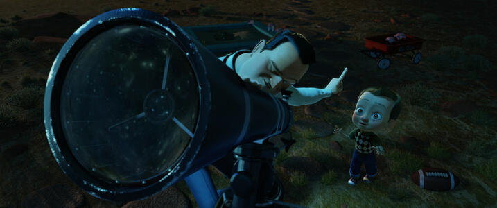 Fuga dal pianeta terra di Cal Brunker - Blu-ray - 6