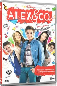 Alex & Co. Stagione 1. Serie TV ita (2 DVD) - DVD