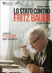 Copertina  Lo stato contro Fritz Bauer [DVD]