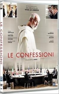 Cover Dvd confessioni (DVD)
