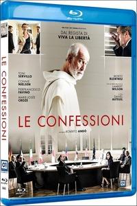 Cover Dvd confessioni (Blu-ray)