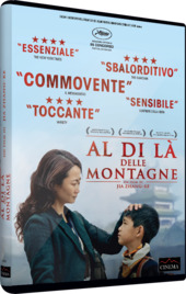 Copertina  Al di là delle montagne [DVD]