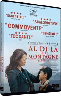 Cover Dvd Al di là delle montagne (DVD)