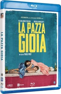 Cover Dvd pazza gioia (Blu-ray)