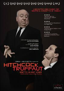 Hitchcock Truffaut di Kent Jones - DVD