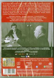 Hitchcock Truffaut di Kent Jones - DVD - 2