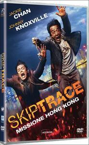 Skiptrace. Missione Hong Kong di Renny Harlin - DVD