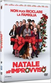 Cover Dvd Natale all'improvviso (DVD)