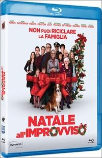 Cover Dvd Natale all'improvviso (Blu-ray)