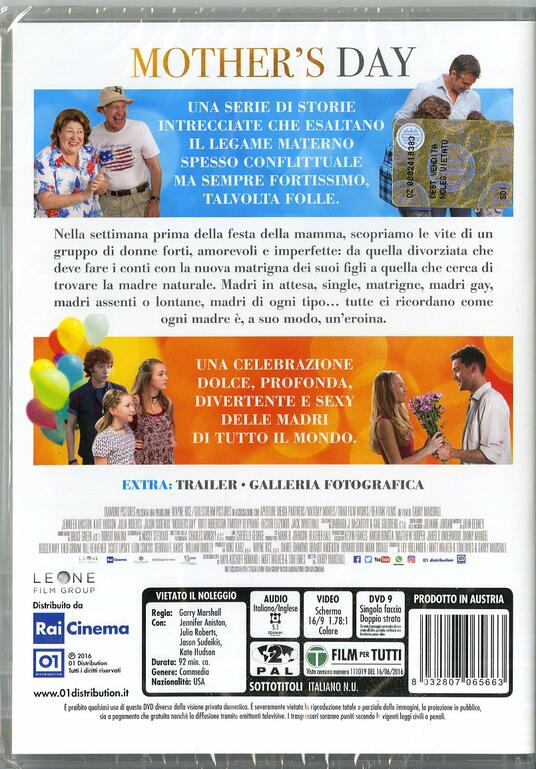 Mother's Day di Garry Marshall - DVD - 10
