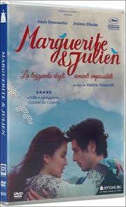 Marguerite e Julien. La leggenda degli amanti impossibili di Valérie Donzelli - DVD