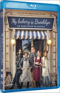 My Bakery in Brooklyn. Un pasticcio in cucina di Gustavo Ron - Blu-ray