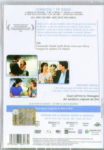 L' amico della mia amica di Eric Rohmer - DVD - 2