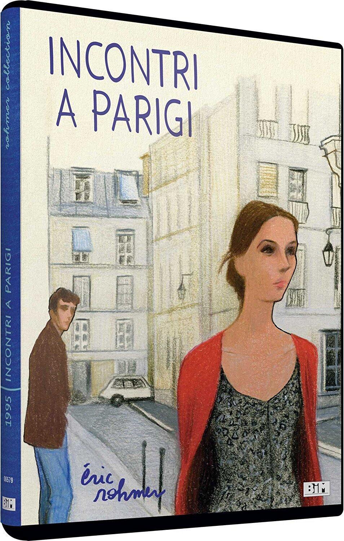 Incontri a parigi dvd film di eric rohmer commedia ibs for Pauline alla spiaggia