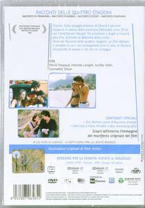 Racconto d'estate di Eric Rohmer - DVD - 2