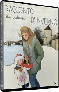 Racconto d'inverno di Eric Rohmer - DVD