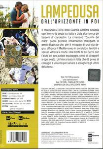 Lampedusa. Dall'orizzonte in poi (2 DVD) di Marco Pontecorvo - DVD - 2