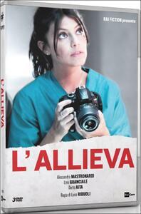 L' allieva. Serie TV ita (3 DVD) di Luca Ribuoli - DVD
