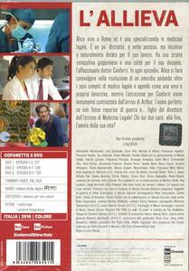 L' allieva. Serie TV ita (3 DVD) di Luca Ribuoli - DVD - 2
