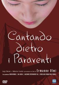 Cover Dvd Cantando dietro i paraventi. Nuova edizione (DVD) (DVD)