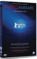 Film Fuocoammare (DVD) Gianfranco Rosi