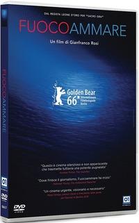 Cover Dvd Fuocoammare (DVD)