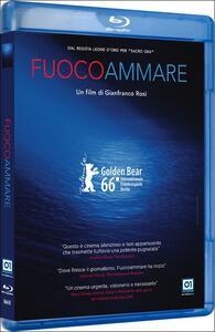 Fuocoammare (Blu-ray) di Gianfranco Rosi - Blu-ray