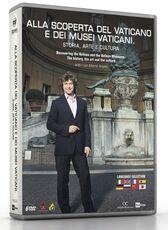 Film Alla scoperta del Vaticano e dei Musei Vaticani (6 DVD)