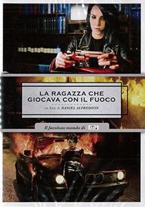 La ragazza che giocava con il fuoco (DVD) di Daniel Alfredson - DVD