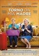 Cover Dvd DVD Torno da mia madre