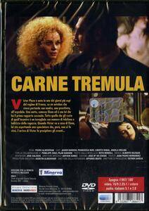 Carne tremula di Pedro Almodóvar - DVD - 2