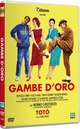 Cover Dvd DVD Gambe d'oro