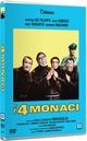 Cover Dvd DVD I quattro monaci