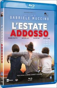 L' estate addosso (Blu-ray) di Gabriele Muccino - Blu-ray