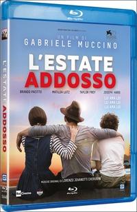 Cover Dvd estate addosso (Blu-ray)