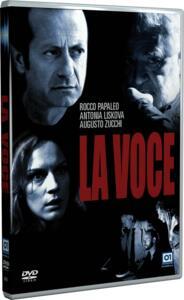 La voce. Il talento può uccidere di Augusto Zucchi - DVD