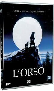 L' orso di Jean-Jacques Annaud - DVD
