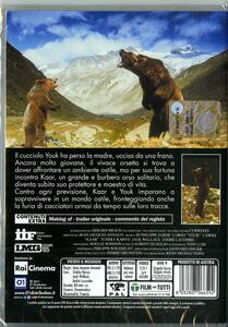 L' orso di Jean-Jacques Annaud - DVD - 2