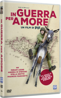 Cover Dvd In guerra per amore (DVD)