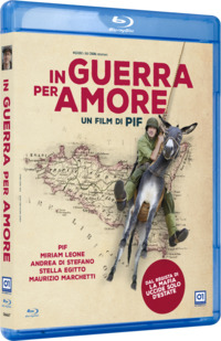 Cover Dvd In guerra per amore (Blu-ray)