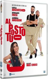 Cover Dvd Al posto tuo (DVD)