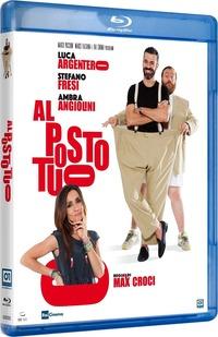 Cover Dvd Al posto tuo (Blu-ray)