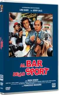 Cover Dvd Al bar dello sport (DVD)