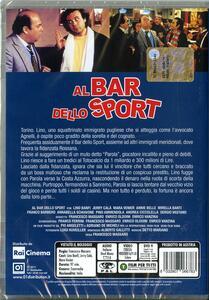 Al bar dello sport di Francesco Massaro - DVD - 2