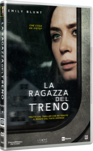 Film La ragazza del treno (DVD) Tate Taylor